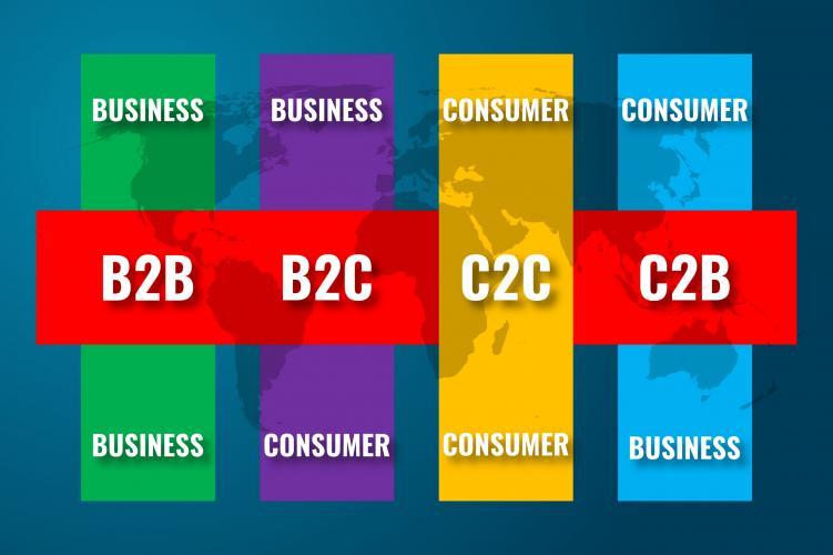 5 Perbedaan B2B, B2C, & C2C Marketing yang Wajib Anda Ketahui