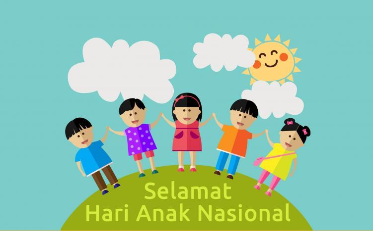 Anak Indonesia, Ayo Bermain Bebas di Alam! Selamat Hari Anak Nasional 23 Juli 2019