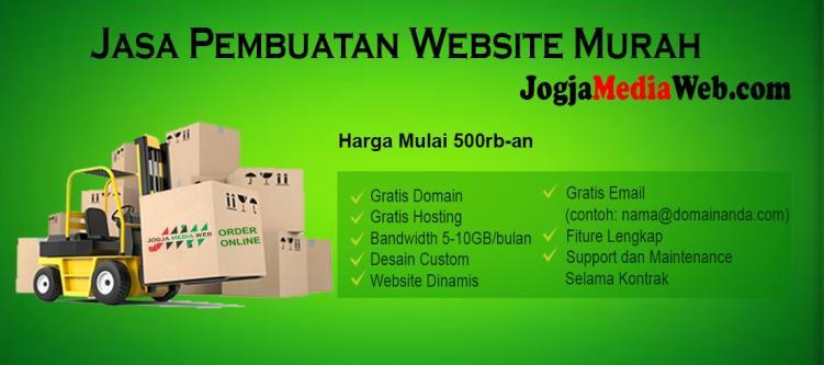 Jasa Pembuatan Website Jogja : Jasa Pembuatan Web Jogja