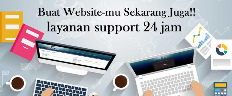 Jasa Pembuatan Website Jogja | Penyedia Jasa Buat Web Murah Yogyakarta