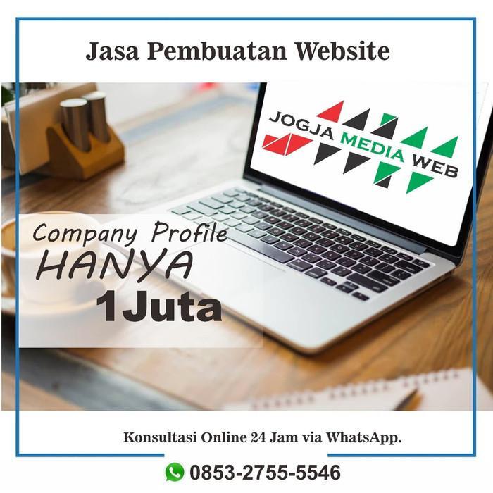 Jasa Pembuatan Website Jogja Paling Murah, Cepat dan Terpercaya