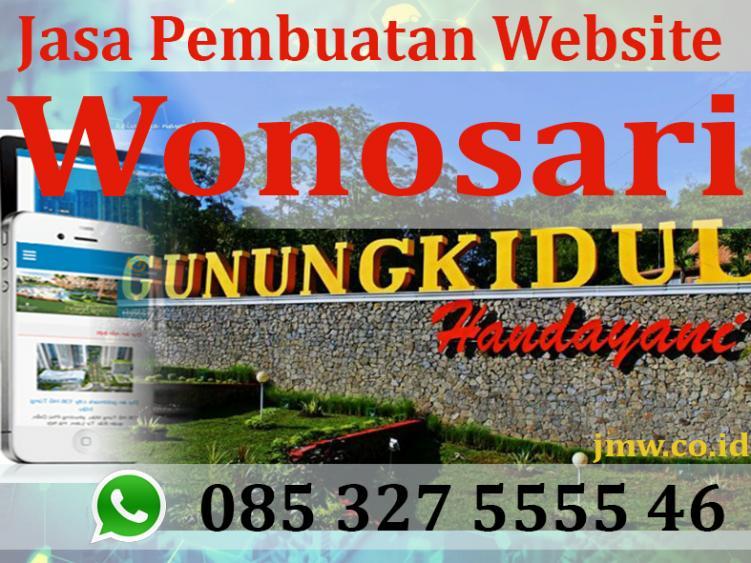 Jasa Pembuatan Website Murah Wonosari, Gunung Kidul