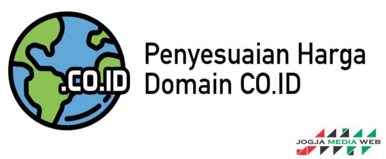 Kenaikan harga domain .CO.ID #infoJMW #update2020
