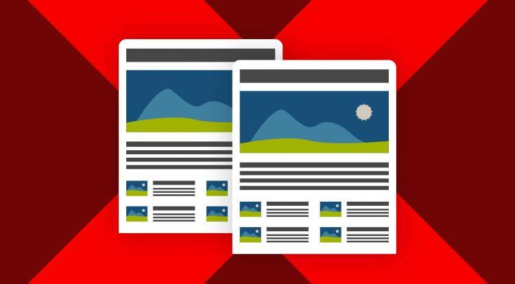 Mengapa Konten Duplikat Berbahaya untuk Situs Web Anda