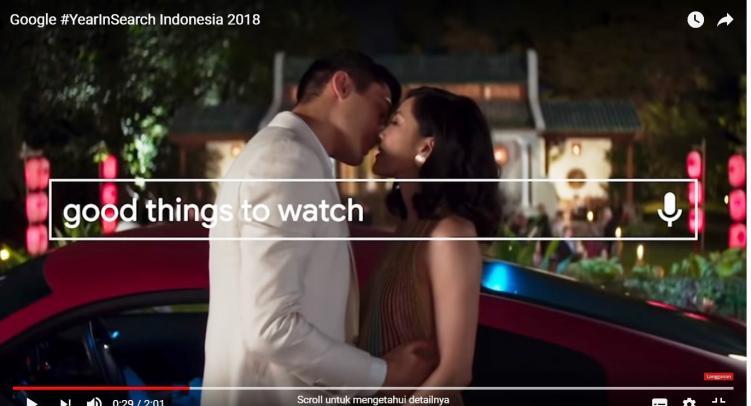 Penasaran apa aja yang bikin netizens Indonesia heboh di tahun 2018? Simak video berikut ini..