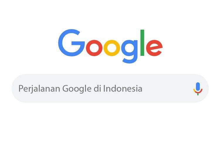 Perjalanan Google di Indonesia