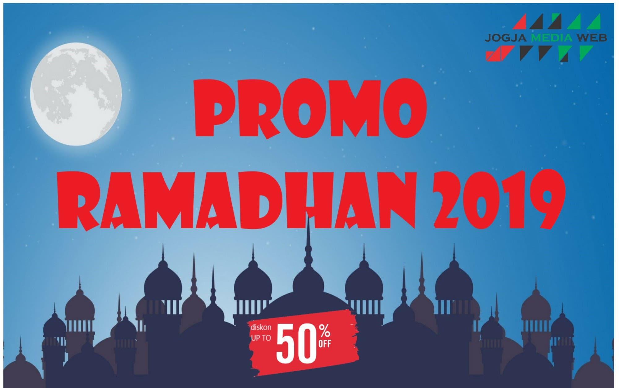 [Promo Ramadhan] Jasa Pembuatan Website Jogja