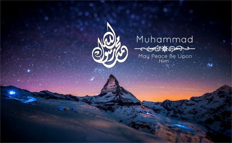 Selamat merayakan hari Maulid Nabi Muhammad SAW