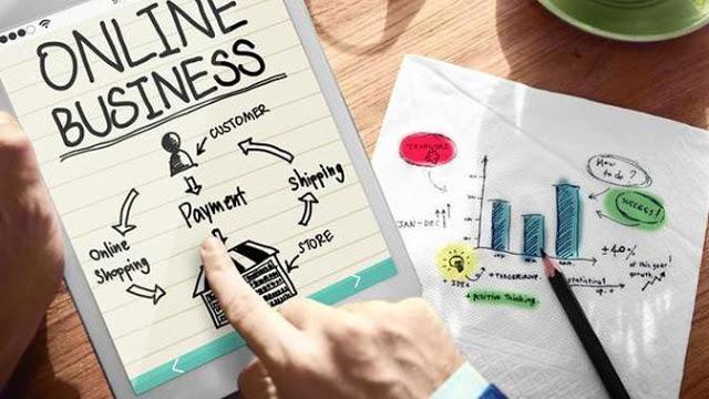 Usaha Kecil Menguntungkan Berbasis Online